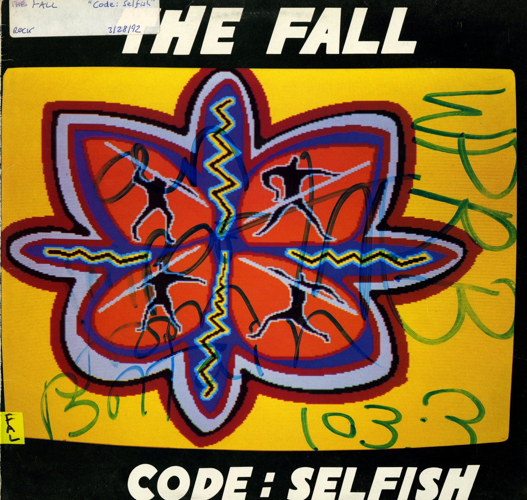 The_Fall_-_Code_Selfish