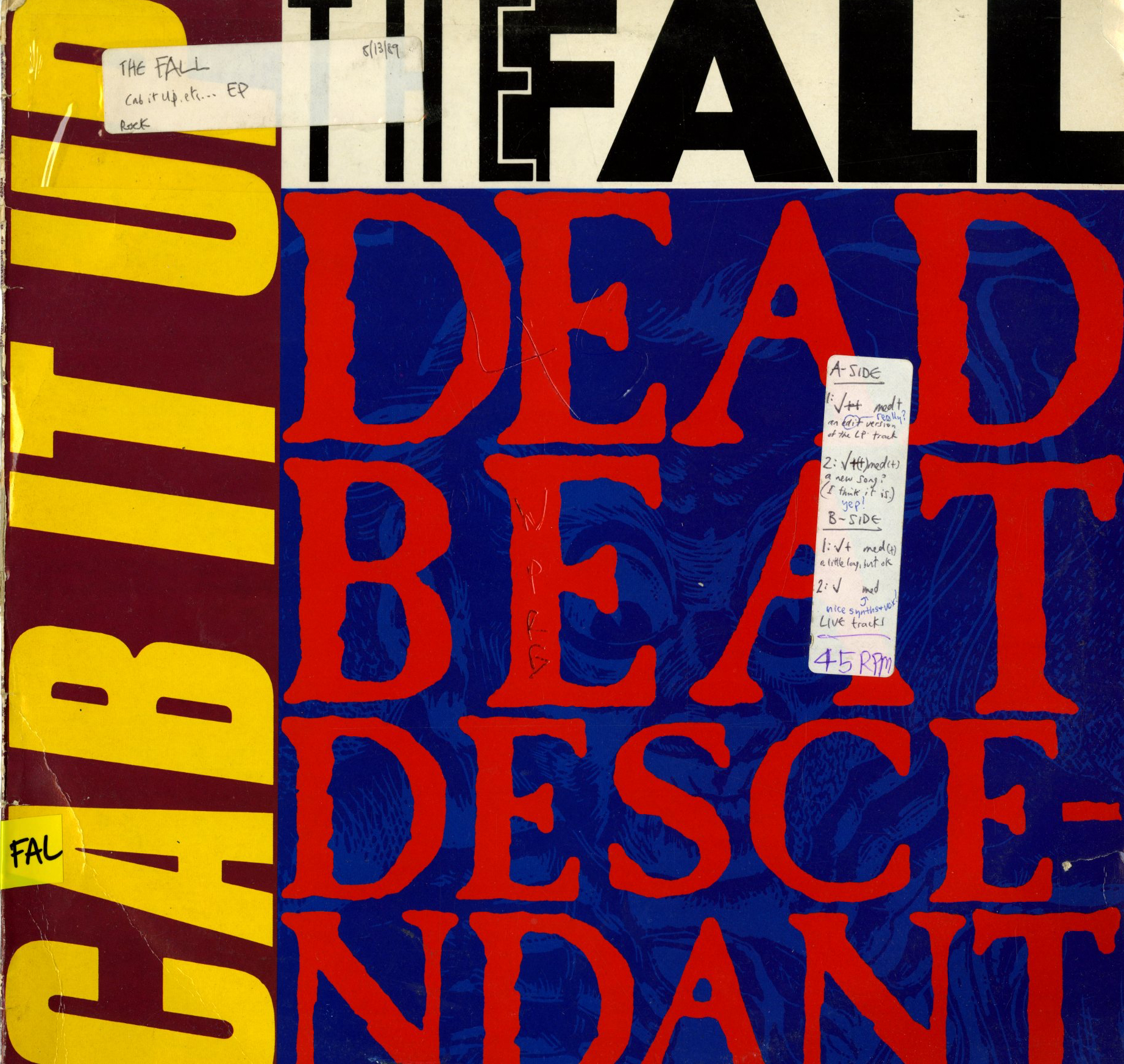 The_Fall_-_Dead_Beat_Descendent