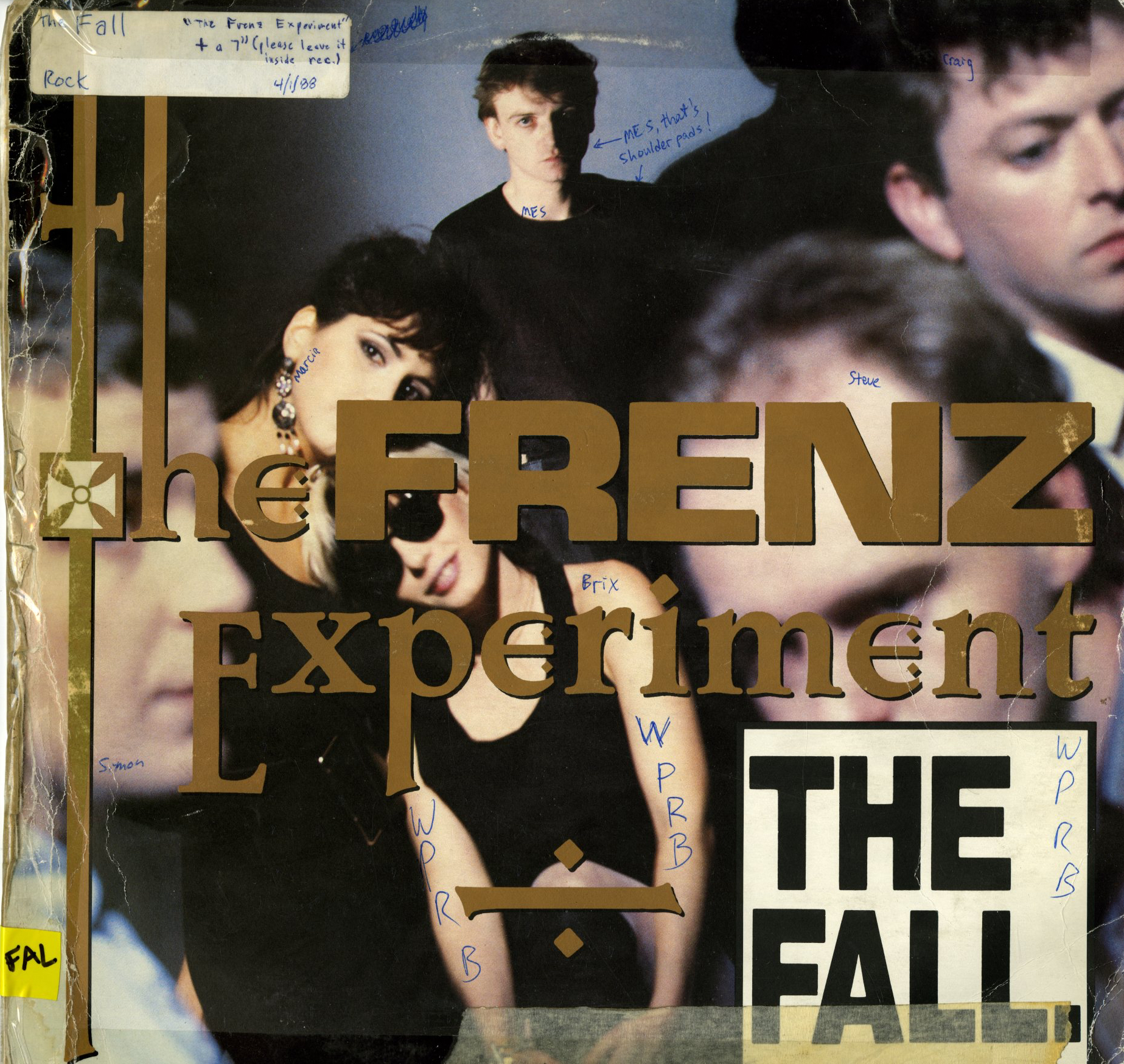 The_Fall_-_Frenz_Experiment