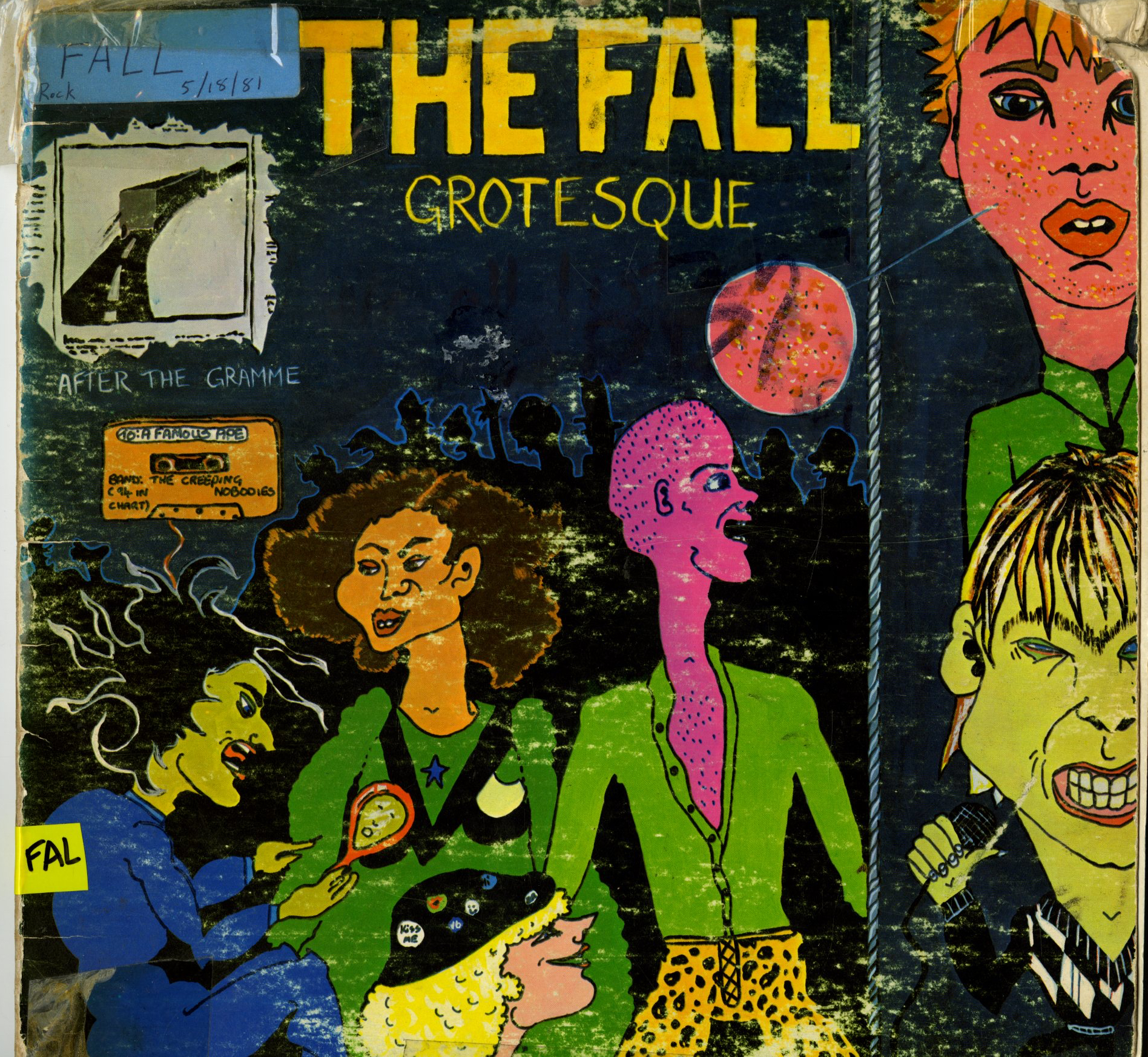 The_Fall_-_Grotesque