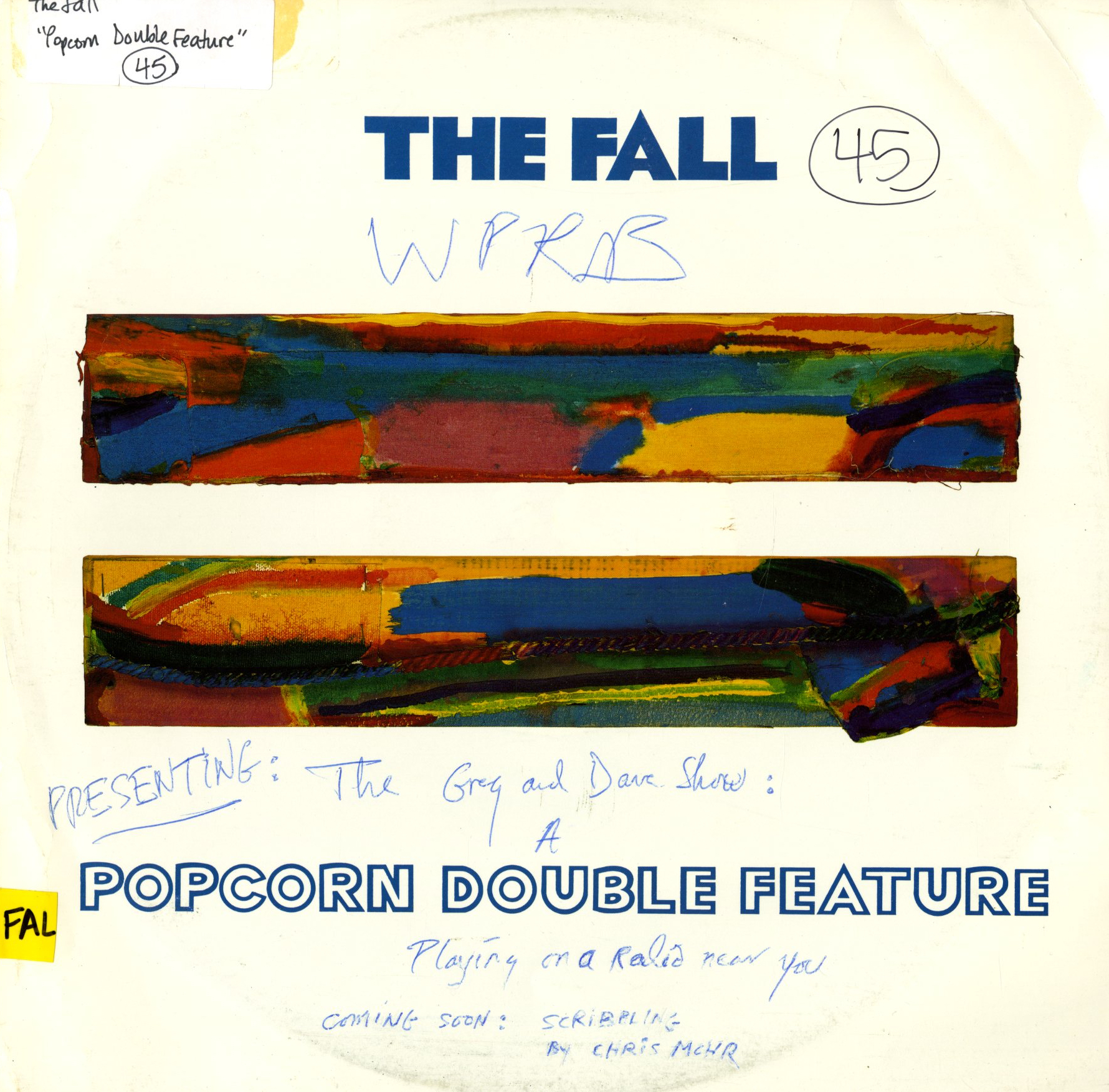 The_Fall_-_Popcorn_Double_Feature