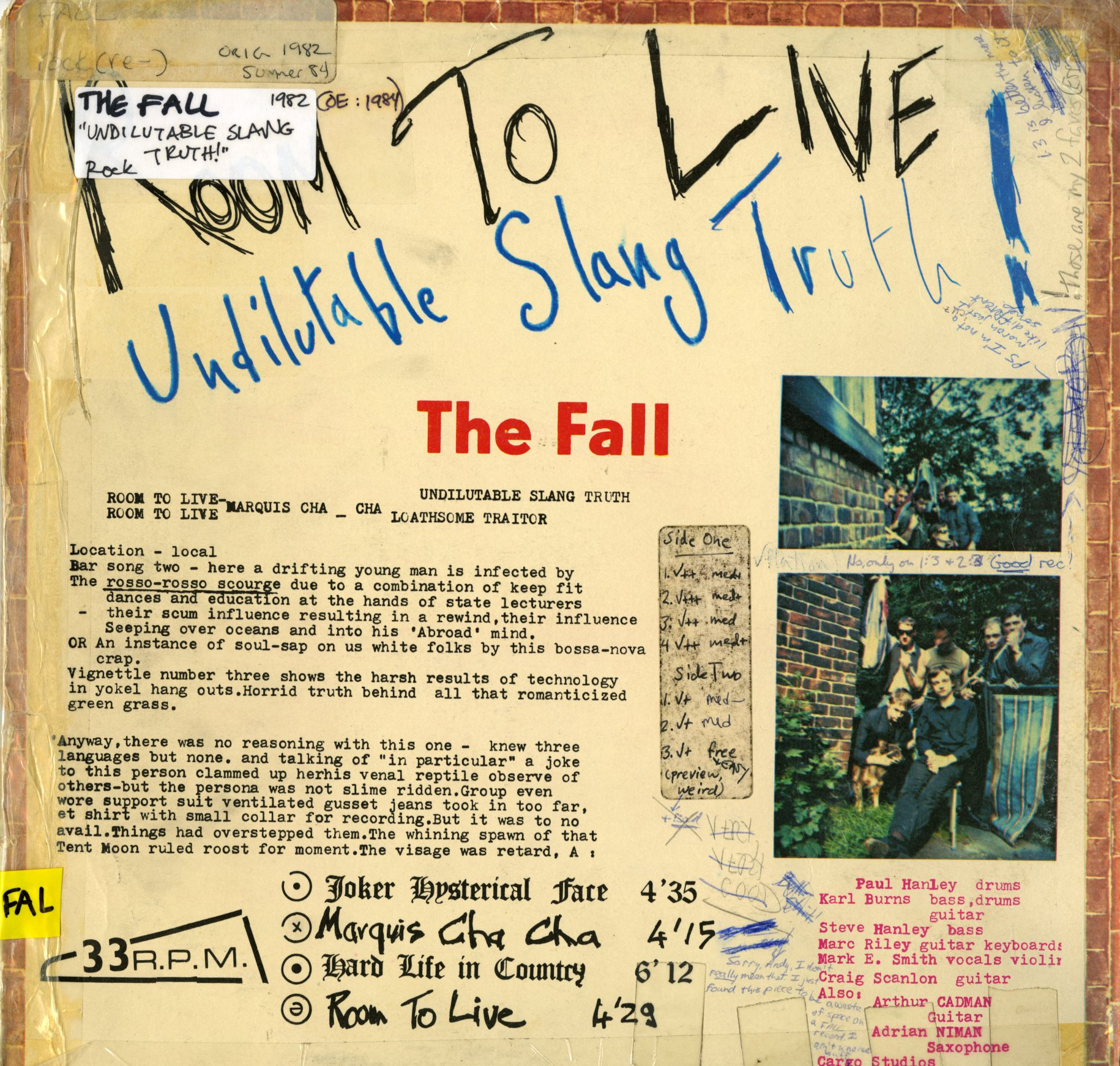 The_Fall_-_Undilutable
