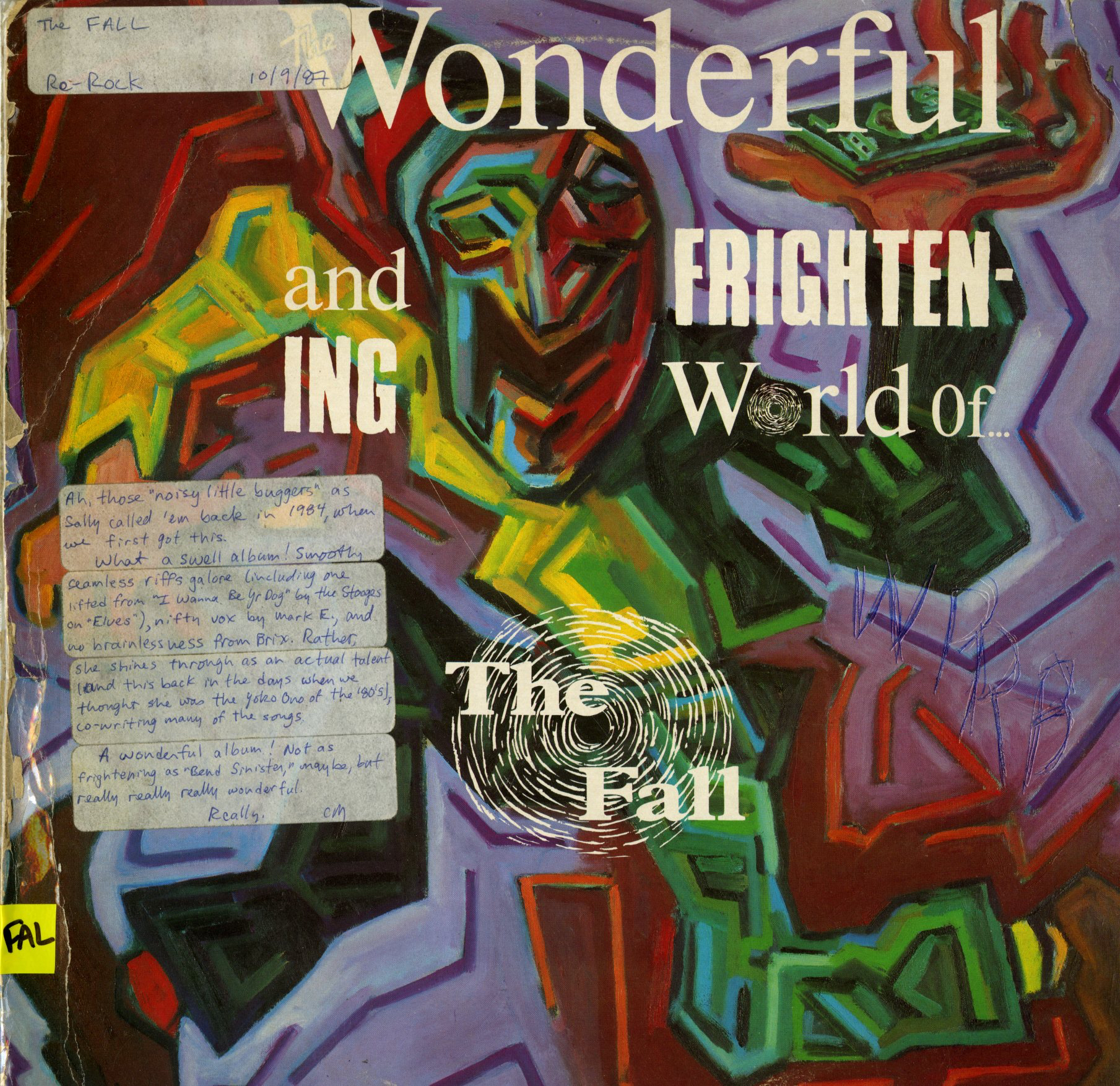 The_Fall_-_Wonderful_Frightening_World